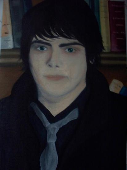 Gerard Way by Chrissi17